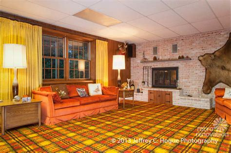 retro home forever plaid a 1978 pennsylvania time capsule house