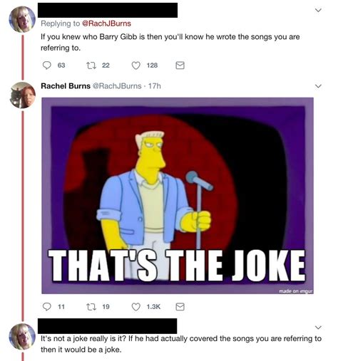 The Jokes yes that s the joke yesthatsthejoke