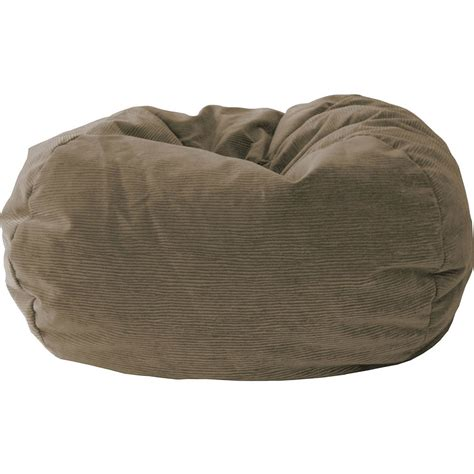 bean bag chaise corduroy bean bag chair small in bean bag chairs