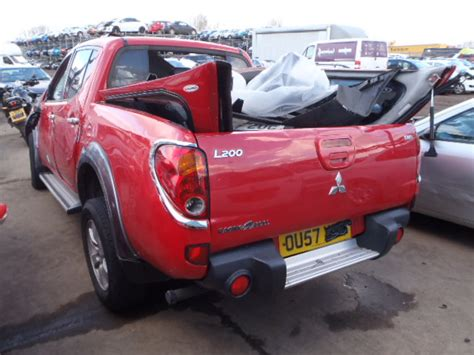 mitsubishi l200 spare parts mitsubishi l200 spare parts l200 raging bull spares used
