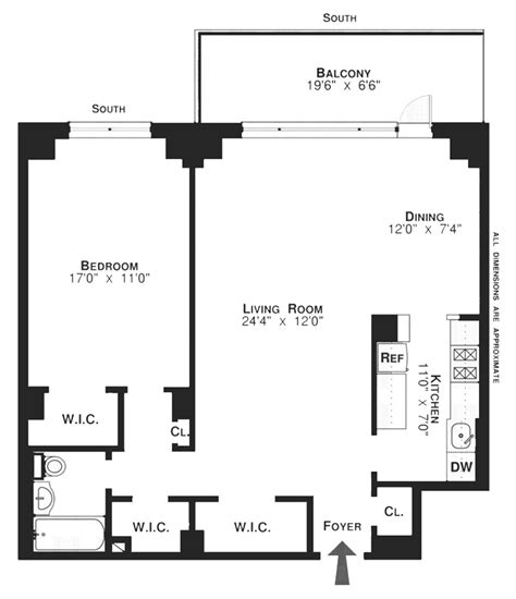 15 central park west new york floor plans thefloors co 15 cpw floor plans best free home design idea