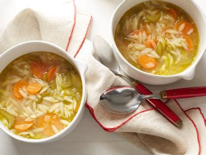 Garden Vegetable Soup Recipe Alton Brown Food Network Alton Brown Garden Vegetable Soup