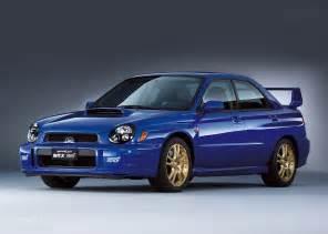Subaru Impreza Sti 2001 Subaru Impreza Wrx Sti 2001 2002 2003 Autoevolution