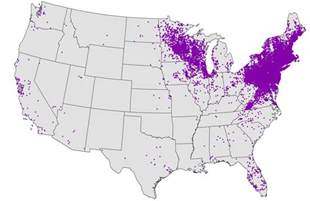 us map lyme disease lyme disease tick borne diseases ticks cdc