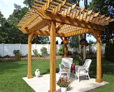 gartenpavillon aus holz 50 gartenlauben aus holz gartenpavillon selber bauen new