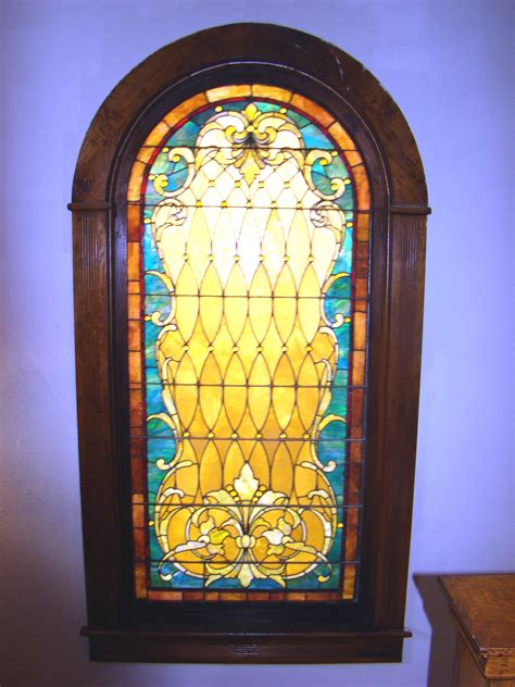 glass window house file simmons bond house stained glass window jpg wikimedia commons