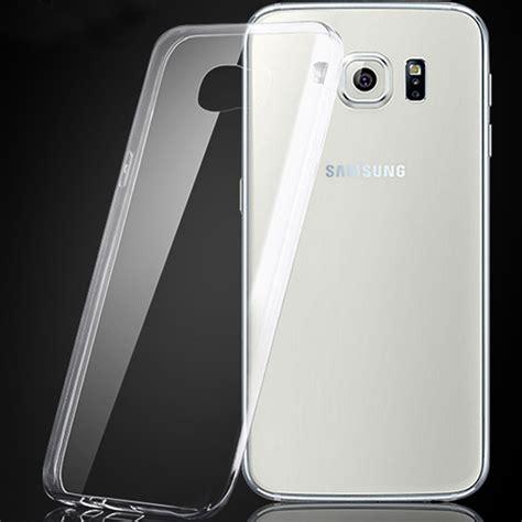 Samsung Galaxy S7 Edge Tpu Thin Soft Casing Cover Sarung Bumper ultra thin tpu for samsung galaxy s6 edge