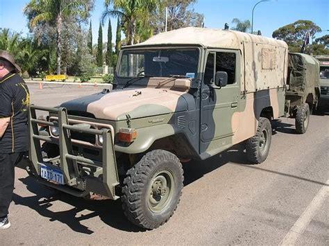 Military Land Cruiser Land Cruisers Pinterest