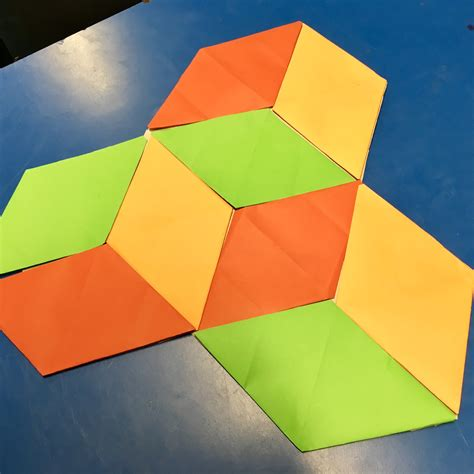 Paper Folding Problem - archives artful maths
