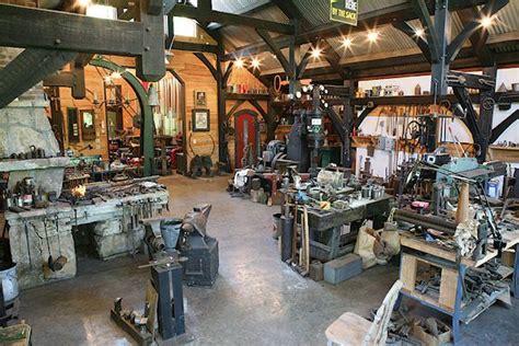 kris forge  workshop brasstown nc north carolina