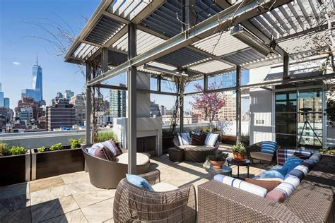 ny appartments penthouse b is a magnificent apartment in soho new york