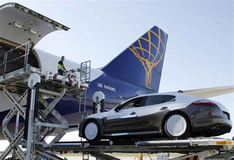 arab owned supercars flown  london  cargo jets transport air cargo air freight news