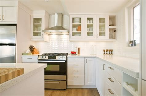 contemporary kitchen luxury stunning white ikea kitchen
