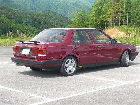 Lancia Di Lancia Lancia Thema 8 32 Lancia And Autos