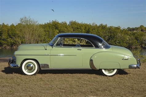 1950 Chevrolet Bel Air 1950 Chevrolet Bel Air 2 Door Hardtop 101776