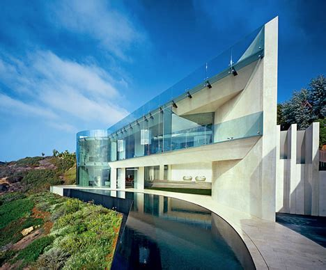 design house la home hover houses 12 cliff clinging homes with a view urbanist