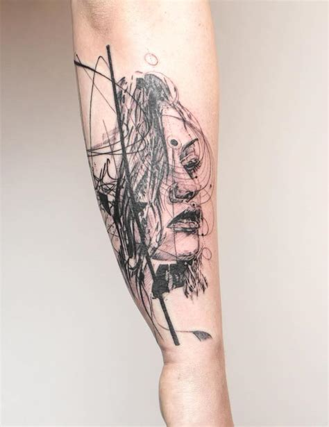 modern art tattoo mowgli the artist creating unforgettable