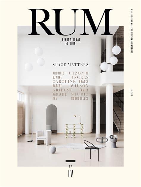 design magazine international rum international no 4 papercut
