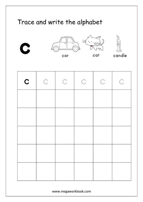 Letters Writing free worksheets alphabet writing small letters