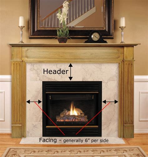 Fireplace Facing Material by Fireplace Mantel Faq S And Buying Guide