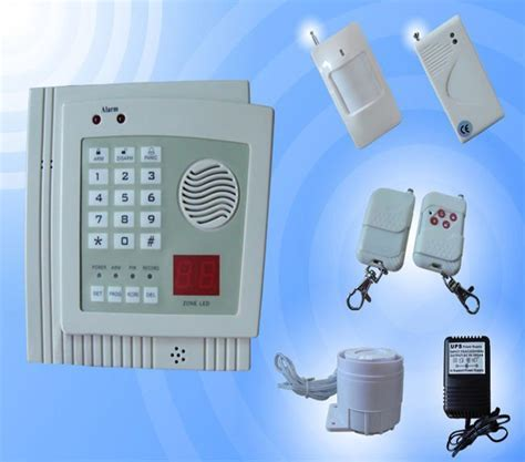 china 32 zones guardian alarm system home alarm with led