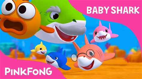 baby shark kids baby shark sing and dance animal songs pinkfong