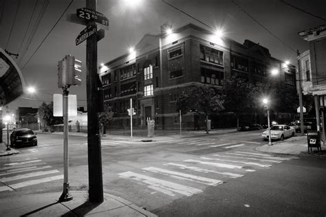 st corner urban philadelphia street corner at night ryan donnell