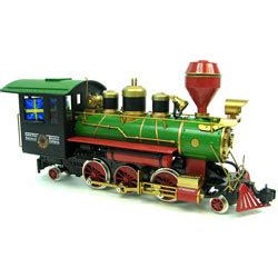 deluxe christmas electric train set 11243509 overstock