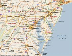 Mid Atlantic States Map by Crossfit Mid Atlantic Map Of States Pictures To Pin On