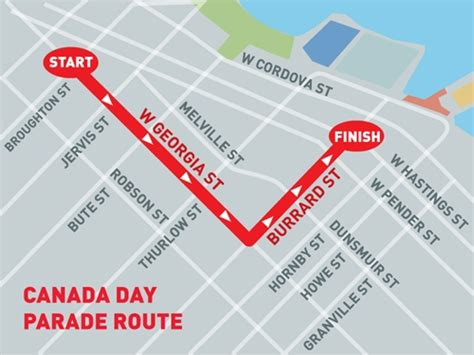 new year parade route vancouver bc canada day parade 2014 vancouver