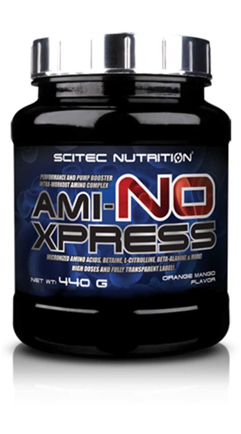 alimenti con aminoacidi ramificati scitec ami no xpress aminoacidi ramificati bcaa con aakg