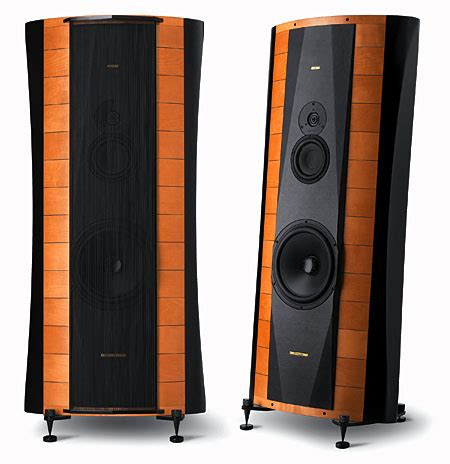 best looking speakers best looking floorstanding speakers techtalk speaker