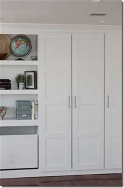 ikea built ins hack could make a combo wall with pax