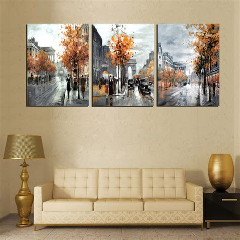 painting decor aliexpress com buy 3 piece modern painting calligraphy