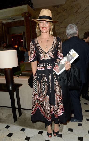 Designer Of The Moment Temperley by Business Of Fashion 500 At Edition Hotel