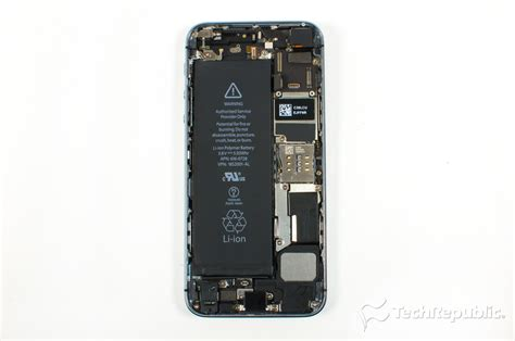 wallpaper iphone 5 internal cracking open the iphone 5s page 3 techrepublic