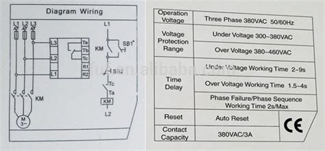 2017 new arrival voltage phase failure