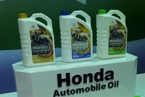 Oli Epro Blue Satu Untuk Semua Honda Automobile