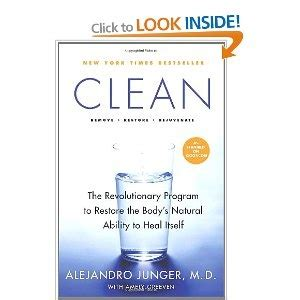 Junger Detox by Junger 21 Day Cleanse Rachael Edwards