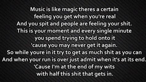 Eminem Till I Collapse Lyrics | eminem till i collapse lyrics hd hq youtube