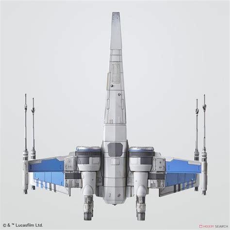 1 72 X Wing Resistance Blue Squadron wars 1 72 blue squadron resistance x wing fighter bandai gundam models kits premium