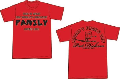 Baju Print Natal Family 1 cetak baju t shirt dengan harga murah sulam banner bunting murah malaysia printing