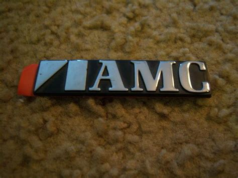 amc jeep emblem purchase amc body emblem amc jeep car truck new