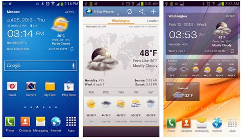 best android apk weather and clock widget 3 7 6 best android apk widget
