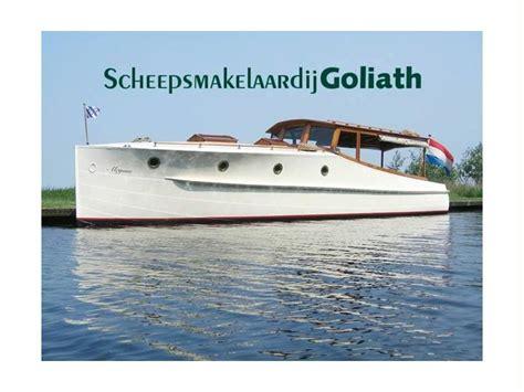 bakdekker boten te koop bakdek kruiser bakdekker in friesland tweedehands