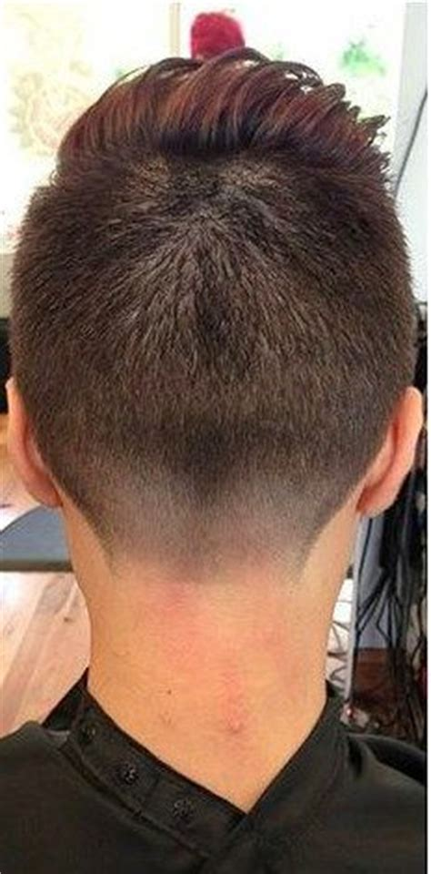 square nape haircut for men clean nape cleaning and short hair