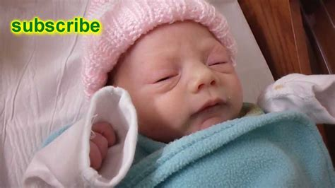 section baby quot caesarean section quot baby is born c section youtube
