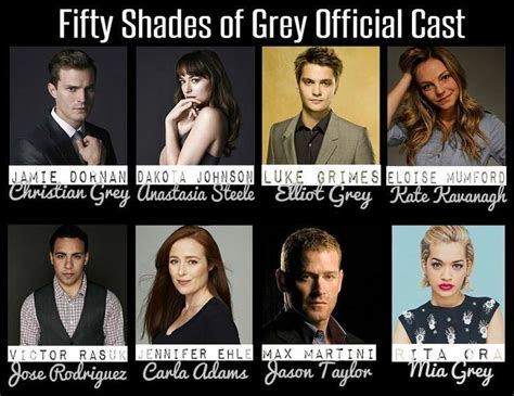 casting fifty shades of grey movie 50 shades of grey movie cast announced www imgkid com