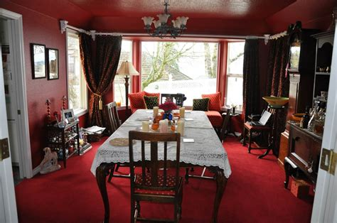 red dining room designs decorating ideas design trends