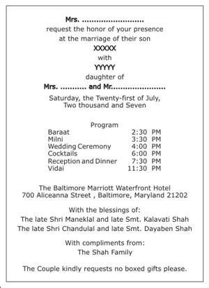 wedding card in text hindu wedding invitation wordings hindu wedding wordings hindu wedding card wordings